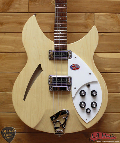 Rickenbacker 330 Mapleglo Natural - Serial Number - 1310802 - Used