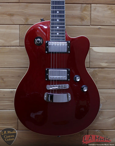 Hagstrom DH2 Red Sparkle Electric Guitars - L.A. Music - Canada's Favourite Music Store!