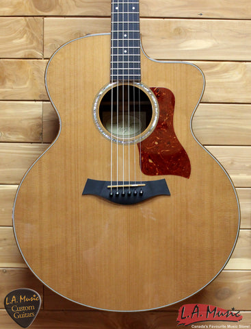 Taylor Custom JU Acoustic Guitar