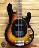 Ernie Ball Music Man Sting Ray 4 String Sunburst HS
