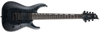 ESP LTD H-1007FM 7 STRING ELECTRIC GUITAR SEE THRU BLACK