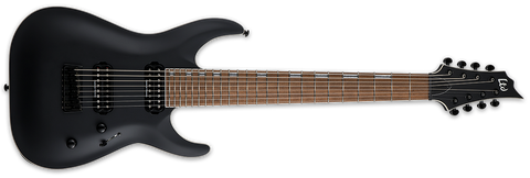 ESP LTD H-408B BARITONE ELECTRIC IN BLACK SATIN