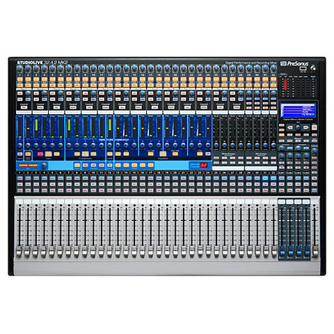 Presonus STUDIOLIVE32.4.2AI Presonus StudioLive 32.4.2AI 32 Channel Digital Mixer with Active ‎Integration