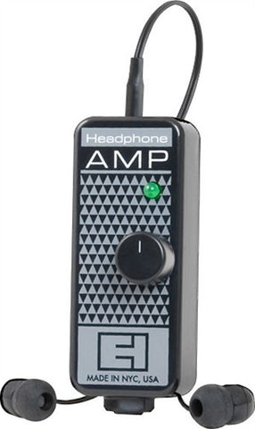 Electro-Harmonix Headphone Amp - L.A. Music - Canada's Favourite Music Store!