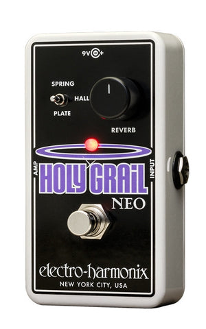 Electro-Harmonix Holy Grail Neo Pedal - L.A. Music - Canada's Favourite Music Store!