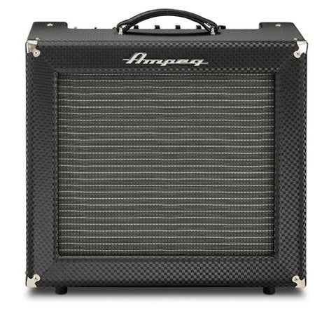 Ampeg HR12R Handwired and Assembled in USA Alltube 30W Guitar Combo Black Diamond Tolex - L.A. Music - Canada's Favourite Music Store!