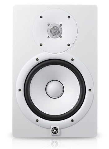 Yamaha HS8W 8'' Powered Studio Monitor White