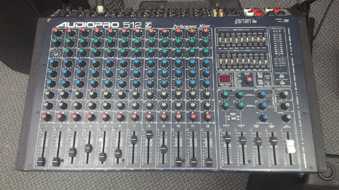 Yorkville Audiopro 512 Powered Mixer USED