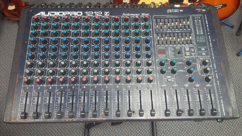 Yorkville Audiopro 1212 Powered Mixer USED