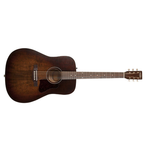 Art and Lutherie Americana Series - Dreadnought Bourbon Burst  045600