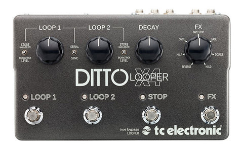 TC Electronic Ditto X4 960805001
