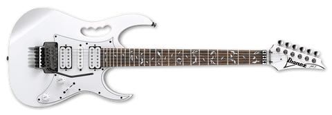 Ibanez JEMJRWH Steve Vai Signature Jem Jr Electric Guitar
