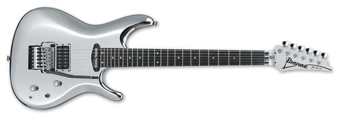 IBANEZ 30th Anniversary of Joe Satriani Signature series Chrome Boy Limited Edition