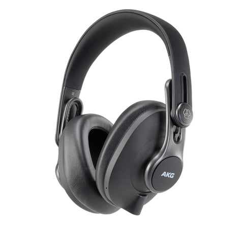 AKG Professional Over-ear, Closed-back, Foldable Studio Headphones With Bluetooth K371BT