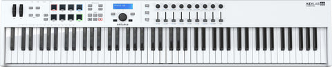 Arturia 88-Key MIDI Controller Keyboard with Extensive Hands-on Controls KEYLABESSENTIAL88
