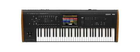 Korg KRONOS 2 61 Synthesizers - Workstations New 2015 - L.A. Music - Canada's Favourite Music Store!