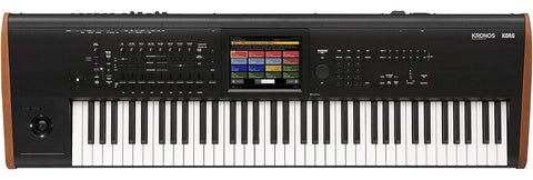 Korg KRONOS 2 73 Synthesizers - Workstations