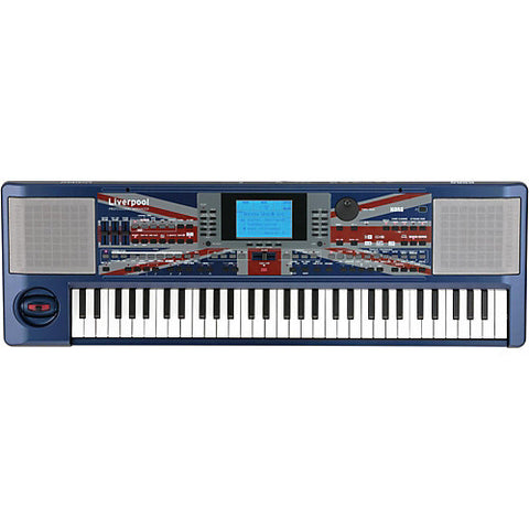 Korg LIVERPOOL Professional Arranger Keyboard - L.A. Music - Canada's Favourite Music Store!