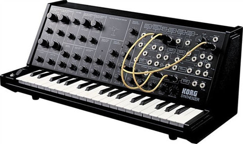 Korg MS-20 Mini Monophonic Synthesizer - L.A. Music - Canada's Favourite Music Store!