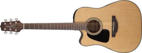 Takamine GD10CELH-NS - Dreadnought Cutaway Left Handed - Natural