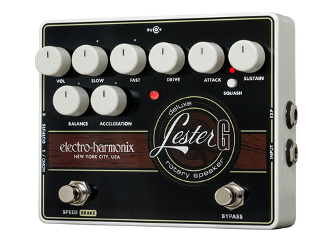 Electro-Harmonix Lester G Deluxe Rotary Speaker - L.A. Music - Canada's Favourite Music Store!