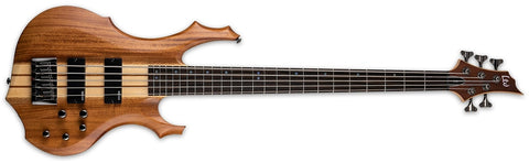 ESP LTD F-5E Mahogany Natural Satin LF5EMNS