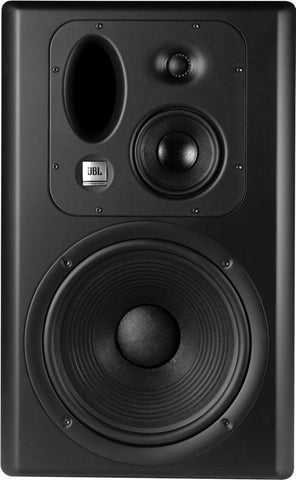 "JBL LSR6332L 3-way monitor w/ 12"" Woofer - 5"" Midrange, 1"" HF - 200 watts RMS and 800 watts Peak - Left Side - L.A. Music - Canada's Favourite Music Store!"