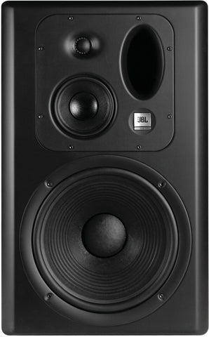 "JBL LSR6332R 3-way monitor w/ 12"" Woofer - 5"" Midrange, 1"" HF - 200 watts RMS and 800 watts Peak - Right Side"