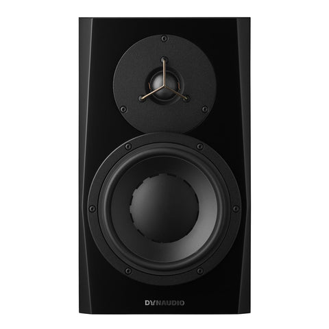 Dynaudio 7'' Powered Reference Monitor, Each - Black
