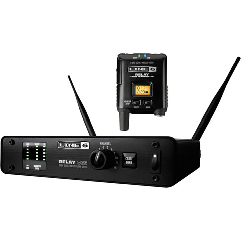 Line 6 Relay G55 Digital Wireless Guitar System - L.A. Music - Canada's Favourite Music Store!