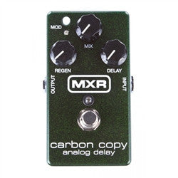 Dunlop M169 MXR Carbon Copy Analog Delay - L.A. Music - Canada's Favourite Music Store!