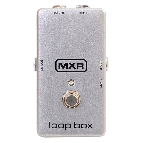 Dunlop MXR M197 Loop Box, Little Helper - L.A. Music - Canada's Favourite Music Store!