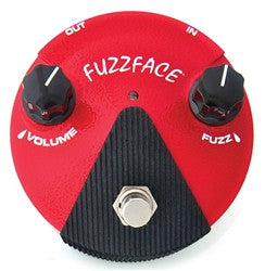 Dunlop FFM2 Germanium Fuzz Face Mini Red - L.A. Music - Canada's Favourite Music Store!