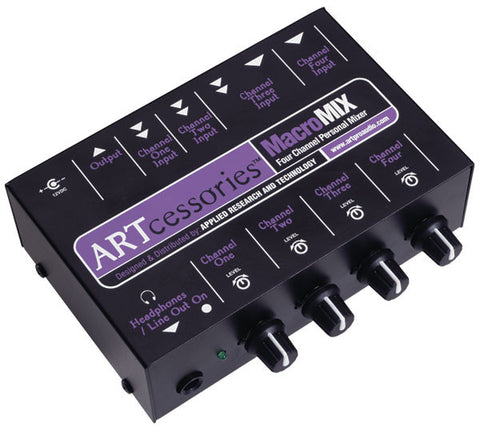 ART - MINI MIXER - L.A. Music - Canada's Favourite Music Store!