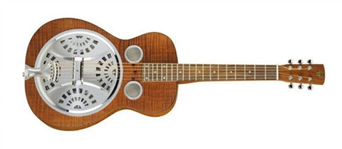 Epiphone Hound Dog Deluxe Dobro Square Neck MDHDLXSVBCH