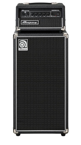 Ampeg MICROCL 100W Solid State SVT Classic Style Stack - L.A. Music - Canada's Favourite Music Store!