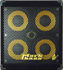 Mark Bass Marcus Miller 104 800 WATT 4x10 Bass Speaker Cab MM-104CAB