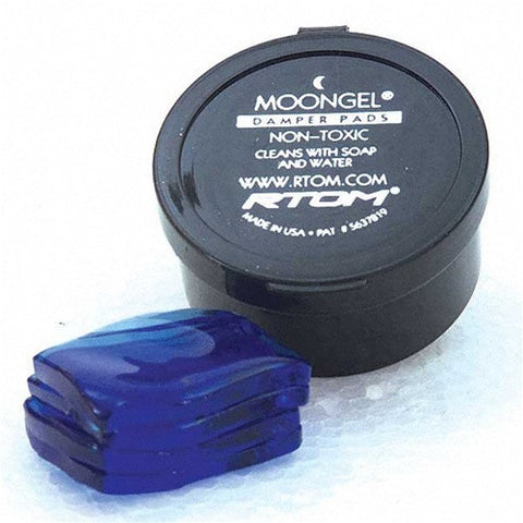 RTOM Moongel Pads Drum Resonance Control