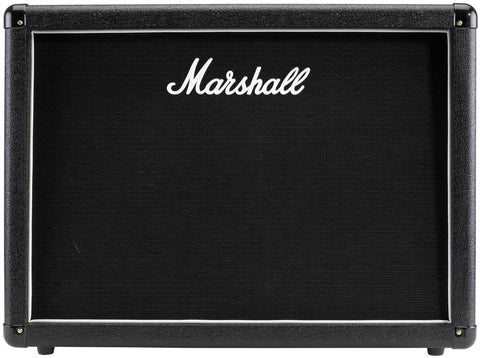 "Marshall 100 Watt 2 X12"" Cabinet With Celestion Seventy 80' Speakers MX212 - L.A. Music - Canada's Favourite Music Store!"