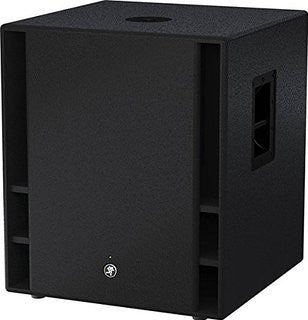 Mackie HD1801 1600 Watt 18 inch Powered Subwoofer - L.A. Music - Canada's Favourite Music Store!