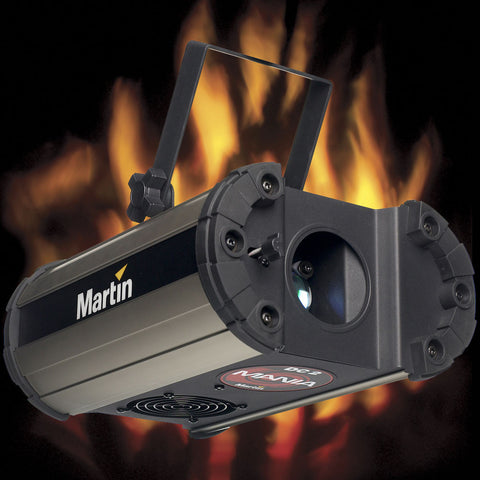 Martin Mania DC2 Flaming Lighting Effect - L.A. Music - Canada's Favourite Music Store!