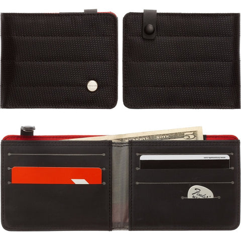 Mono CVL DCW BLK Die Cut Wallet in Jet Black - L.A. Music - Canada's Favourite Music Store!