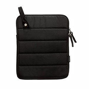 Mono CVL LLT 17 BLK 17 Inch Loop Laptop Sleeve in Jet Black - L.A. Music - Canada's Favourite Music Store!