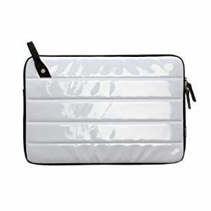 Mono CVL LLT 17 WHT 17 Inch Loop Laptop Sleeve in Gloss White - L.A. Music - Canada's Favourite Music Store!