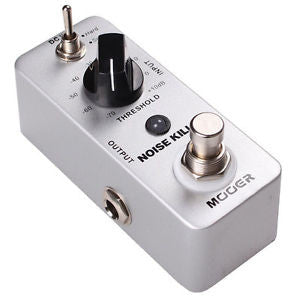 Mooer Noise Killer Micro Noise Reduction Guitar Effects Pedal - L.A. Music - Canada's Favourite Music Store!