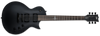 ESP LTD NERGAL-6  SIGNATURE GUITAR BLACK SATIN