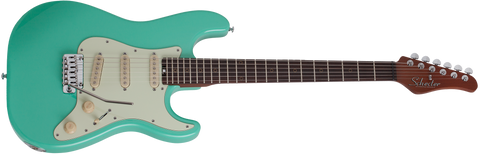 Schecter Nick Johnston Traditional Atomic Green 289-SHC