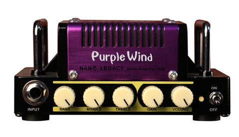 Hotone Purple Wind 5W Mini Amplifier, based on Marshall Super Lead (with 18V power supply) NLA2 - L.A. Music - Canada's Favourite Music Store!