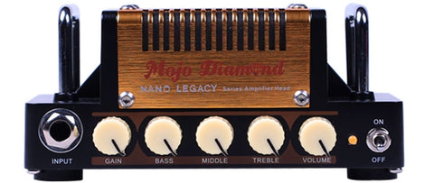 Hotone Mojo Diamond 5w Mini Amplifier, based on Fender Tweed (with 18V power supply) NLA5