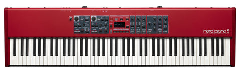 NORD 88-key Stage / Studio Digital Piano NORDPIANO588
